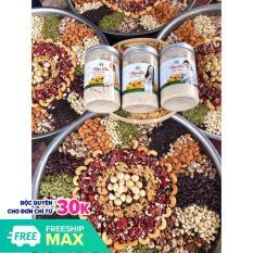 [HÀNG MỚI] Bột ngũ cốc dinh dưỡng cao cấp hơn 20 loại hạt 1kg (2 hộp)