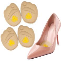 2 cặp miếng lót mũi giày cao gót 4D êm chân thoáng khí – buybox – BBPK14