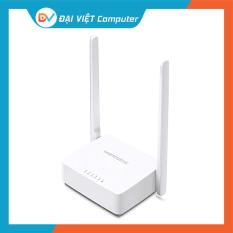 Bộ phát Wifi Mercusys MW301R 300Mbps 2 râu