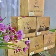 Kem Body Thái Livys Siêu Trắng – Nhất Dáng Nhì Da – Tặng Kèm Sữa Non Kích Trắng