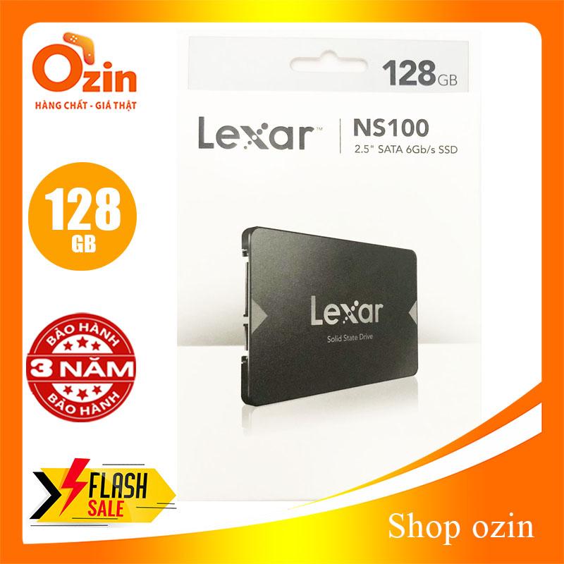Ổ Cứng SSD Lexar NS10 120GB 2.5 inch SATA III - NS100 120