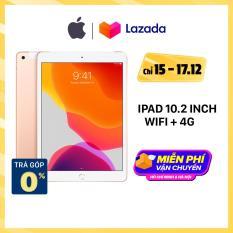 Máy Tỉnh Bảng iPad 10.2-inch Wi-Fi+4G 2019 – Màn Hình Tương Thích Apple Pencil thế hệ 1 – Chip A10 Mạnh Mẽ – Hệ điều hành iPadOS – Tương thích iPhone