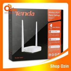 Bộ Phát Wifi Tenda N301 chuẩn N 300Mbps 2 râu