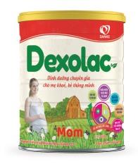 Sữa Dexolac Mom 800g – Dành cho phụ nữ mang thai và cho con bú