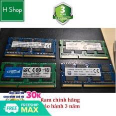 [Nhập ELJAN11 giảm 10%, tối đa 200k, đơn từ 99k]Ram Laptop DDR3L 8Gb bus 1600 – 12800s bảo hành 3 năm