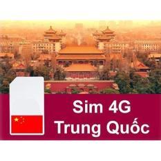 Sim Trung Quốc 3G/4G, Sim Du Lịch Trung Quốc 5 NGÀY – 2GB TỐC ĐỘ CAO