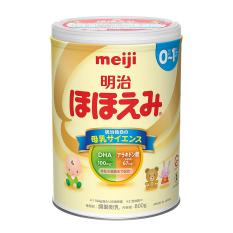 [Date 11/2021] Sữa Meiji Nội địa Số 0 cho bé dưới 1 tuổi mẫu mới 2020 (800g)