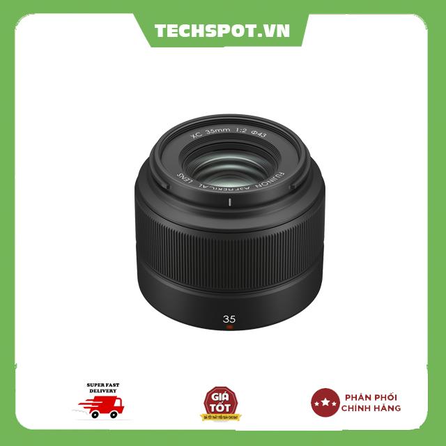 Ống Kính Fujifilm XC 35mm f/2 | Chính Hãng bảo hành 18 tháng
