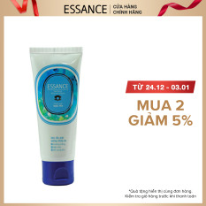 Sữa rửa mặt dưỡng trắng chiết xuất ngọc trai Essance Sea Mineral White Foam Cleanser