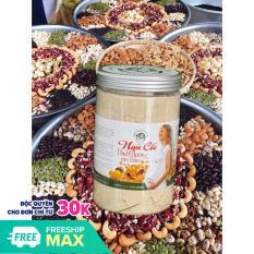 Bột ngũ cốc dinh dưỡng cao cấp hơn 20 loại hạt 1 hộp 500 gram