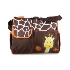 Túi đựng đồ cho mẹ và bé Carter's họa tiết thú