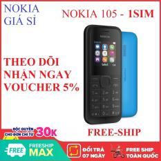 Điện thoại giá rẻ – Nokia 105 – Nokia giá sỉ