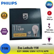 Bóng đèn Led Philips 5W / 7W / 9W / 11W / 13W siêu sáng – siêu tiết kiệm điện – bảo hành 24 tháng – PhilipSaigon