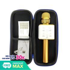 Micro Karaoke Bluetooth Đa Năng Q7 Kiêm Loa Phiên Bản Mới 2019 Hát Hay Như Ca Sĩ