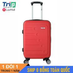 [MIỄN PHÍ SHIP] Vali nhựa TRIP P16 Size 24inch/ Vali ký gửi, đựng 20kg hành lý