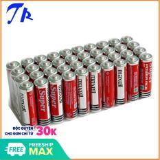 10 vỉ Pin Maxell AA Cacbon, pin tiểu AA maxell ( vỉ 4 viên)