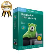 Kaspersky Total Security 1 PC/năm chính hãng (Box) – BH 12T