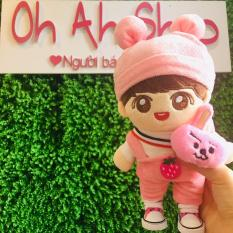 Doll BTS JungKook kèm outfit cookie