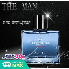 [ SIÊU HOT] Nước hoa nam cao cấp Ashixuan hương thơm nhẹ kéo dài, nước hoa nam mạnh mẽ cuốn hút,( chai 50ml)-Itala