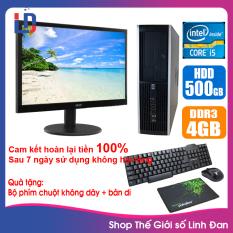 Bộ case máy tính HP CPU Dual core E5xxx/i5-2400 / RAM 4GB / HDD 250GB-500GB / SSD 120GB-240GB + Màn hình + [QUÀ TẶNG]