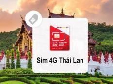 Sim Thái Lan 3G/4G, Sim Du Lịch Thái Lan 8 NGÀY – 3GB TỐC ĐỘ CAO