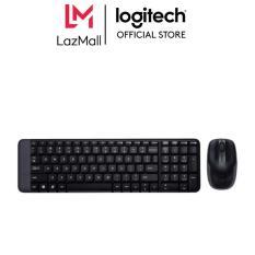 Bộ bàn phím và chuột không dây Logitech MK220