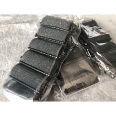 Lô uốn tóc mút xốp ( combo 6 cái ) màu tối
