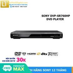 Đầu đĩa DVD Sony DVP-SR760HP – Hãng phân phối