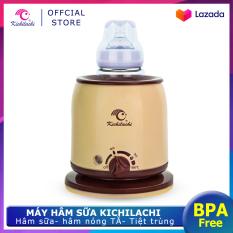 Máy hâm sữa Kichilachi Đa chức năng (Hâm ủ sữa, Tiệt trùng, Hâm nóng TĂ, Giã đông)