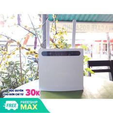 Bộ Phát Wifi Huawei B593 tốc độ cao 100Mps, Hỗ trợ 32 user cho ô tô, xe khách