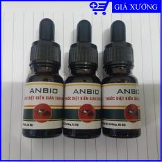Combo 3 lọ thuốc diệt kiến sinh học Anbio