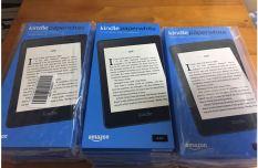 Máy đọc sách Kindle Paperwhite gen 4 10th audible chống nước, màn hình 300PPI – new seal 100%