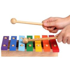 Đồ chơi gỗ Winwintoys – Đàn mộc cầm 7 thanh