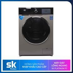 Máy giặt sấy lồng ngang P3 10kg SK Sumikura