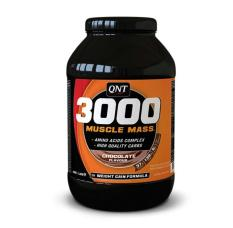 QNT 3000 Muscle Mass Chocolate 1.3kg