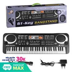 Đàn piano điện tử 61 phím cho bé tặng 2 món quà ngẩu nhiên / quà tặng cho bé 2020