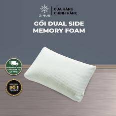 [FREESHIP ĐƠN 2TR5] Gối 2 Mặt Zinus – Dual Side Memory Foam Pillow
