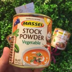Hạt nêm Úc vị rau củ cho bé ăn dặm hiệu Massel