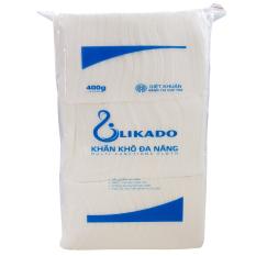 Khăn vải khô đa năng Likado 400gr (300 tờ & 200 tờ)