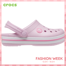 CROCS Giày Lười Trẻ Em Crocband 204537