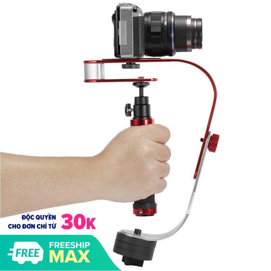 Tay cầm máy ảnh chống rung, giúp quay phim chuẩn nét