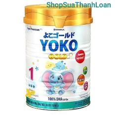 [HSD T4-2022] Sữa bột YOKO 1 (350g) {cho trẻ từ 0 – 1 tuổi}
