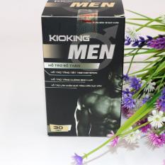 Viên uống BVSK Kioking Men – Giúp bổ thận, tráng dương, tăng cường sinh lực phái mạnh