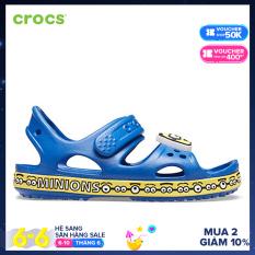 Crocs Giày Xăng Đan Trẻ Em Funlab CB II Minions 206173