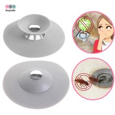 Nắp chặn rác ngăn mùi silicone – hình tròn – BUYSALE – BSPK142
