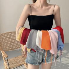 Hot Sale xả kho giá sốc Áo hai dây ngang nhiều màu body form đẹp giá rẻ