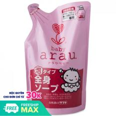 Tắm gội Arau Baby 400ml (dạng túi)