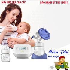 Máy vắt sữa bằng điện, Máy vắt sữa bao nhiêu tiền, Máy kích sữa Amama đạt tiêu chuẩn vệ sinh an toàn thực phẩm, bảo hành 1 đổi 1 , M3