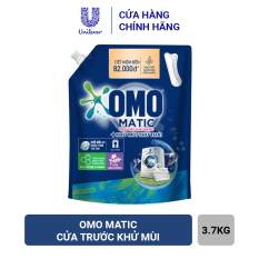 Túi Nước Giặt OMO Matic Khử Mùi Thư Thái (3.7kg)