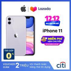Điện thoại Apple iPhone 11 – Hàng Chính Hãng VN/A – Màn Hình Liquid Retina HD 6.1inch Face ID Chống nước Chip A13 2 Camera